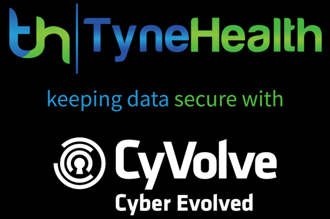 TyneHealth Boosts Data Security with CyVolve Partnership