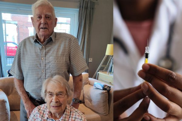 Care Homes For Older Adults Have Received Their First Dose Of COVID-19 Vaccine In North Tyneside