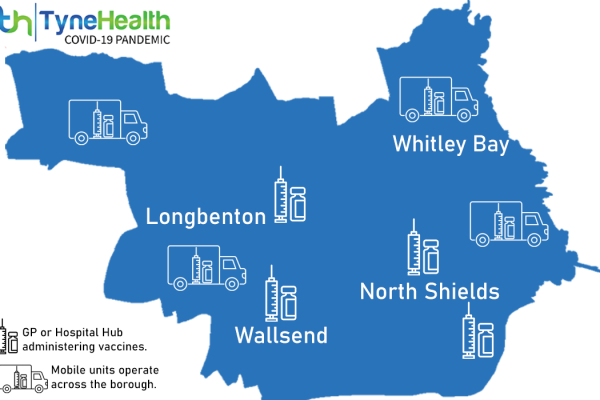 Local Vaccination Services Continue Alongside Mass Vaccination Centre