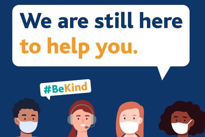 #BeKind Campaign