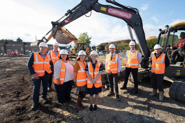 Foundations for improved health care in Wallsend